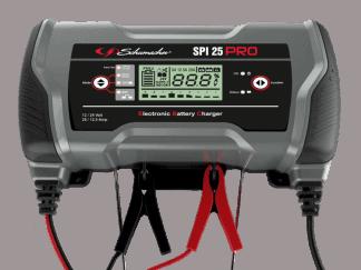 Schumacher SPI 25 Pro acculader 12V en 24V