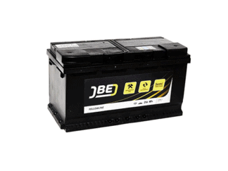 100Ah Semi-tractie accu JBE Yellowline