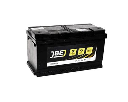 90Ah Semi-tractie accu JBE Yellowline