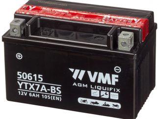 50615 6ah motor accu van het merk VMF