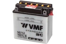 De VMF 50712 motor accu heeft een capaciteit van 8Ah
