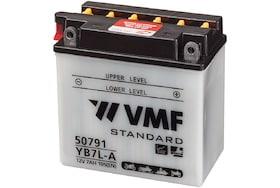 De VMF 50791 motor accu heeft een vermogen van 8Ah