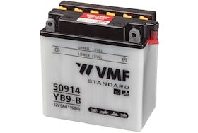 50914 YB9-B VMF Motorfietsaccu 12V 9Ah 115A