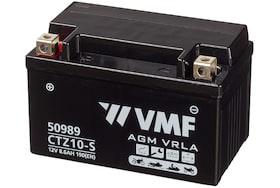 50989 8.6 Ah motorfiets accu van het merk VMF 190A, 12V