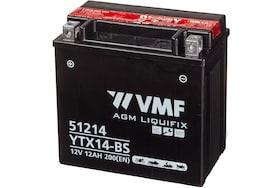 51214 ytx14-bs vmf motor accu 12Ah 200A 12V
