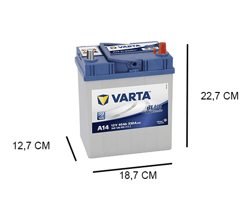 A14 varta blue dynamic
