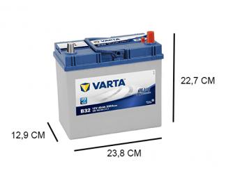 Varta B32 45Ah Blue Dynamic accu