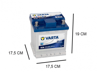B36 varta blue dynamic