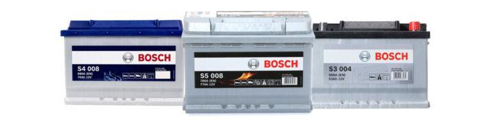 Afbeelding van Bosch accu's