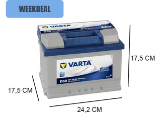D59 varta blue dynamic