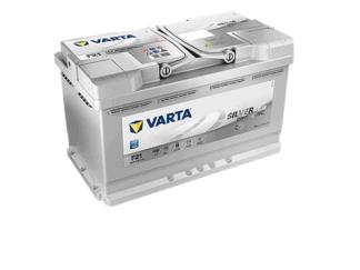 F21 Varta start-stop accu 80ah AGM Silver Dynamic 580901080