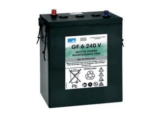 GF06-240V Sonnenschein 6V 240Ah gel accu
