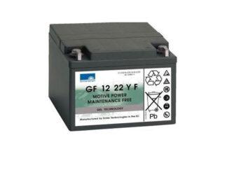 GF12-022YF Sonnenschein 12V 22Ah Gel accu