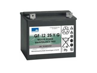 GF12-025YG Sonnenschein 12V 25Ah Gel accu