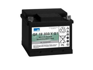 GF12-033YG1 Sonnenschein 12V 38Ah Gel accu