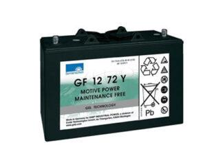 GF12-072Y Sonnenschein 12V 72Ah Gel accu