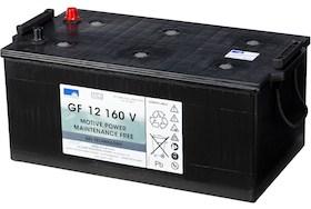 GF12-160V 196Ah Exide gelaccu 12V