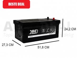 JBL230-B 230Ah autoaccu 12V 1150A