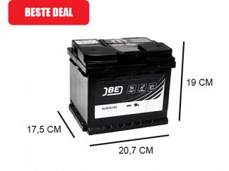 JBL45-HA Blackline 45Ah accu JBE 12V