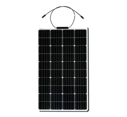 Het JSZ-120-40MFE zonnepaneel heeft een vermogen van 120Watteen