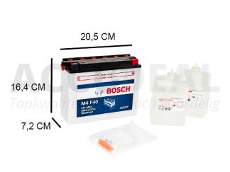 YB16AL-A2 Bosch accu 12V