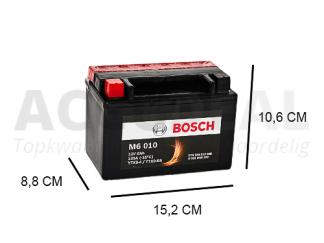 YTX9-BS Bosch accu