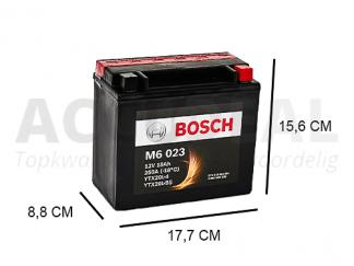 YTX20L-BS Bosch accu