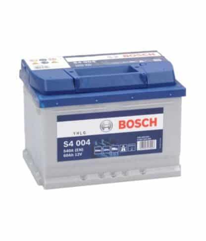 S4004 van bosch is een 60ah accu
