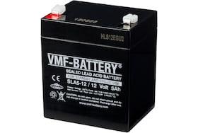 VMF SLA 5-12 met een capaciteit van 5Ah