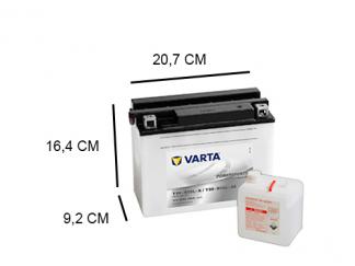 Y50-N18L-A vasrta freshpack 12v