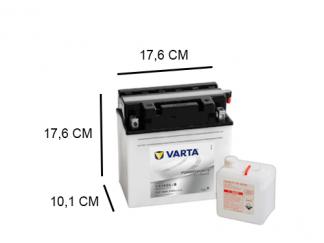 YB16CL-B varta freshpack 12v