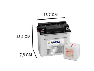 YB7-A varta freshpack 12v