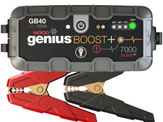 Genius GB40 Accubooster 1000A 12V Jumpstart