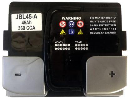 jbl45-a accu toplabel