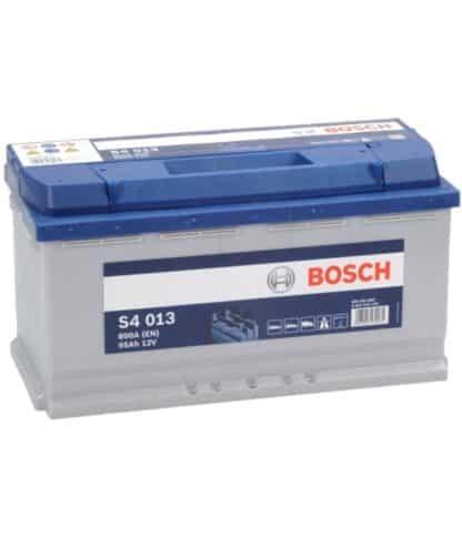 Autoaccu van het merk BOSCH S4013 95Ah 800A 12V